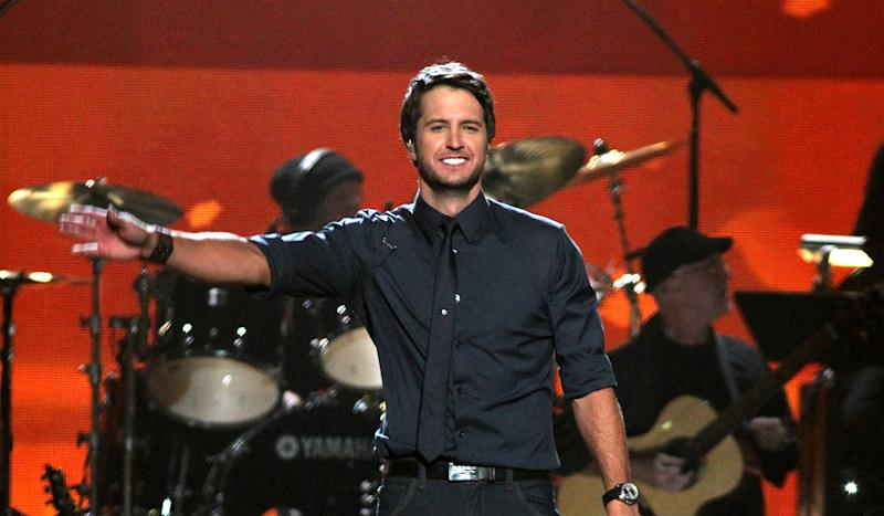 Luke Bryan leads American Country Awards nominees