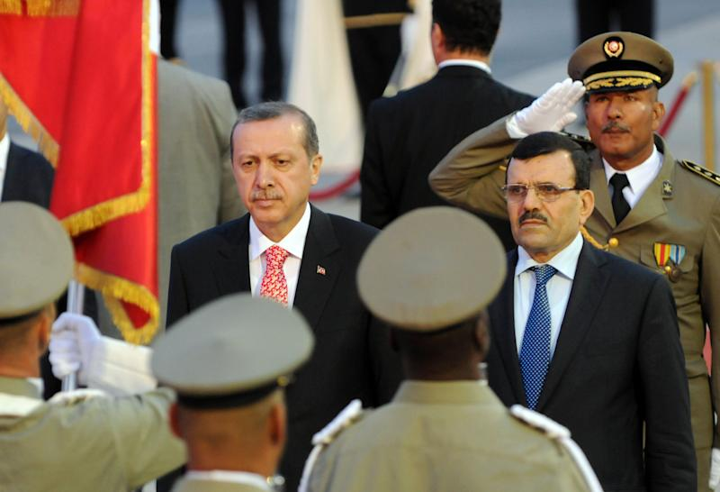 Tunisia deploys heavy security at Turkish embassy