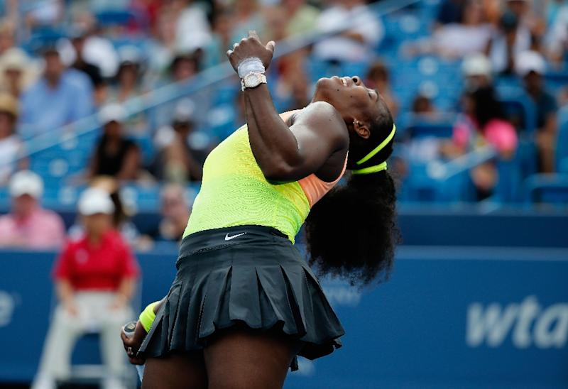Serena Williams enters the US Open making a case for herself not only as the greatest women's tennis player in history, but possibly the greatest woman in sports history