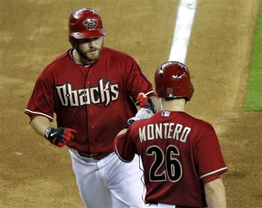 Miley leads D-backs to 5-1 win over Cubs