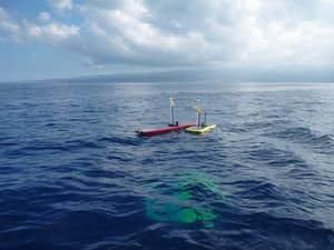 Liquid Robotics Announces Breakthroughs in Unmanned Ocean Observation With Introduction of Wave Glider(R) SV3