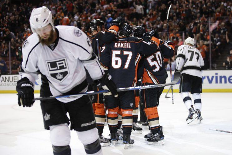 Randy Carlyle: Ducks aren't satisfied with division title