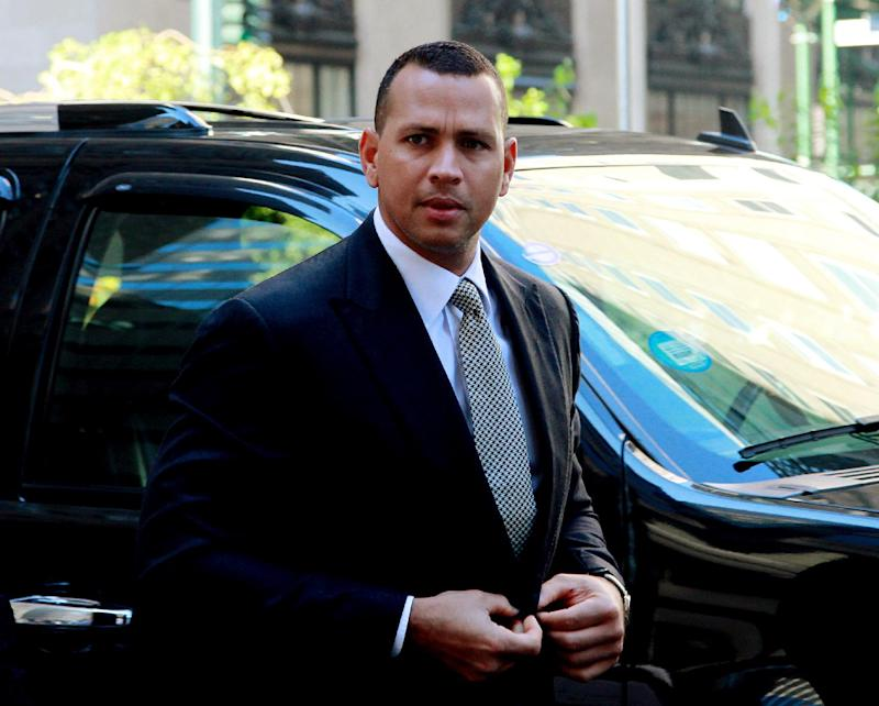 Alex Rodriguez sued for alleged unpaid legal fees