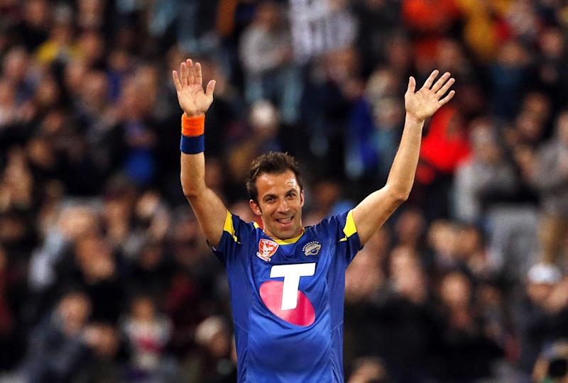 Alessandro Del Piero Urged by Italian Rightwinger to Snub Indian Team Over Marines Case