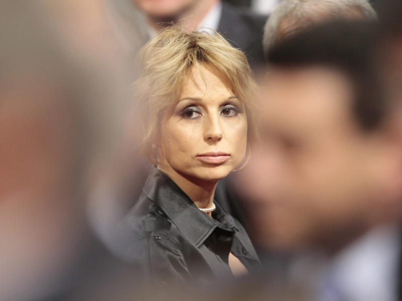 Marina Berlusconi touted as father's heir apparent