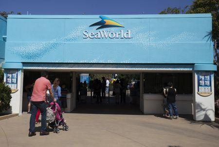 SeaWorld shares jump on news of large Chinese investment