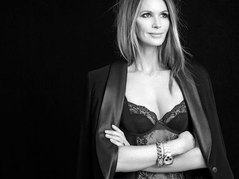 Penney teams up with Elle Macpherson for lingerie
