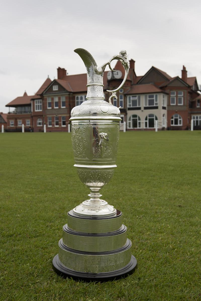 Birkdale, Carnoustie to stage Opens again