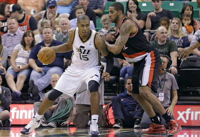 Trail Blazers topple Jazz 111-99
