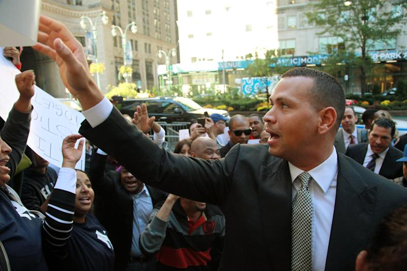 A-Rod grievance resumes after monthlong break