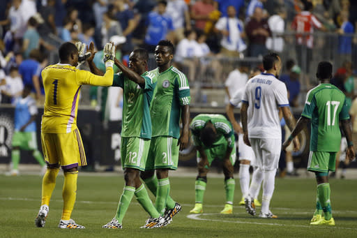 US using send-off finale as tune-up for Ghana