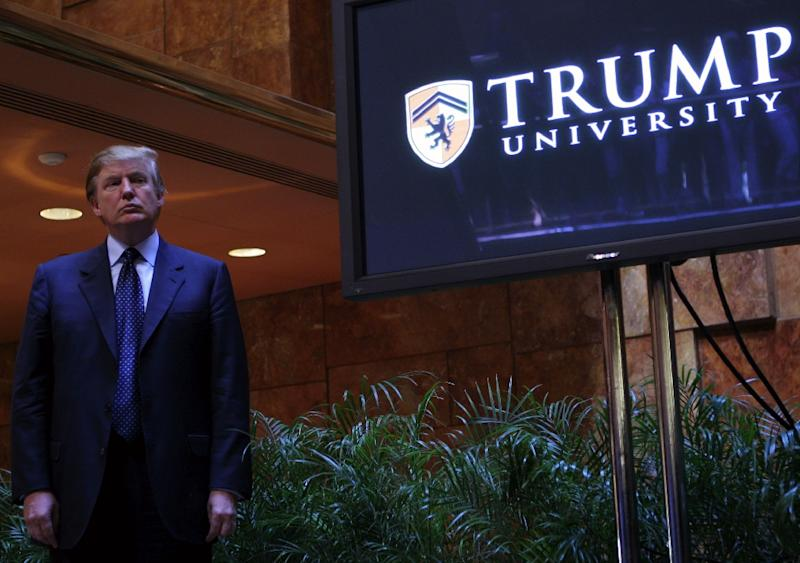 Trump University lawsuit settled for $25 million