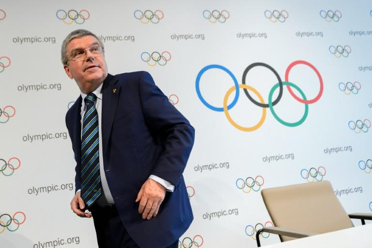"International Olympic Committee president Thomas Bach former fencing gold medallist and lawyer preached a ""zero-tolerance"" policy on banned substances but has been forced to walk a fine diplomatic line"