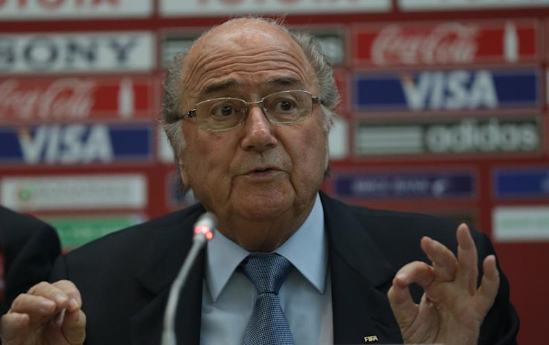 Blatter: World Cup in Qatari summer 'a mistake'