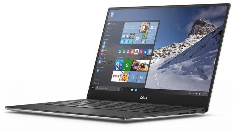 Dell XPS 13 laptops.