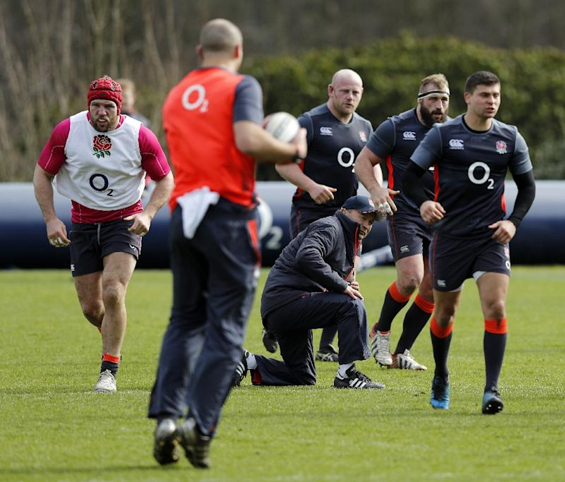 Steve Borthwick coy on Billy Vunipola inclusion for Scotland match