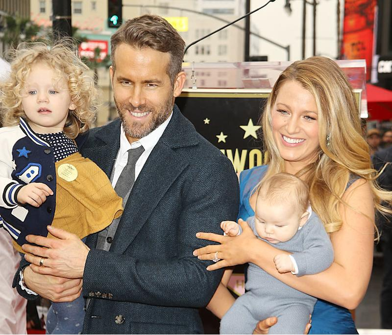 Blake Lively finally posted a pic of her daughter James on ... Blake Lively Daughter