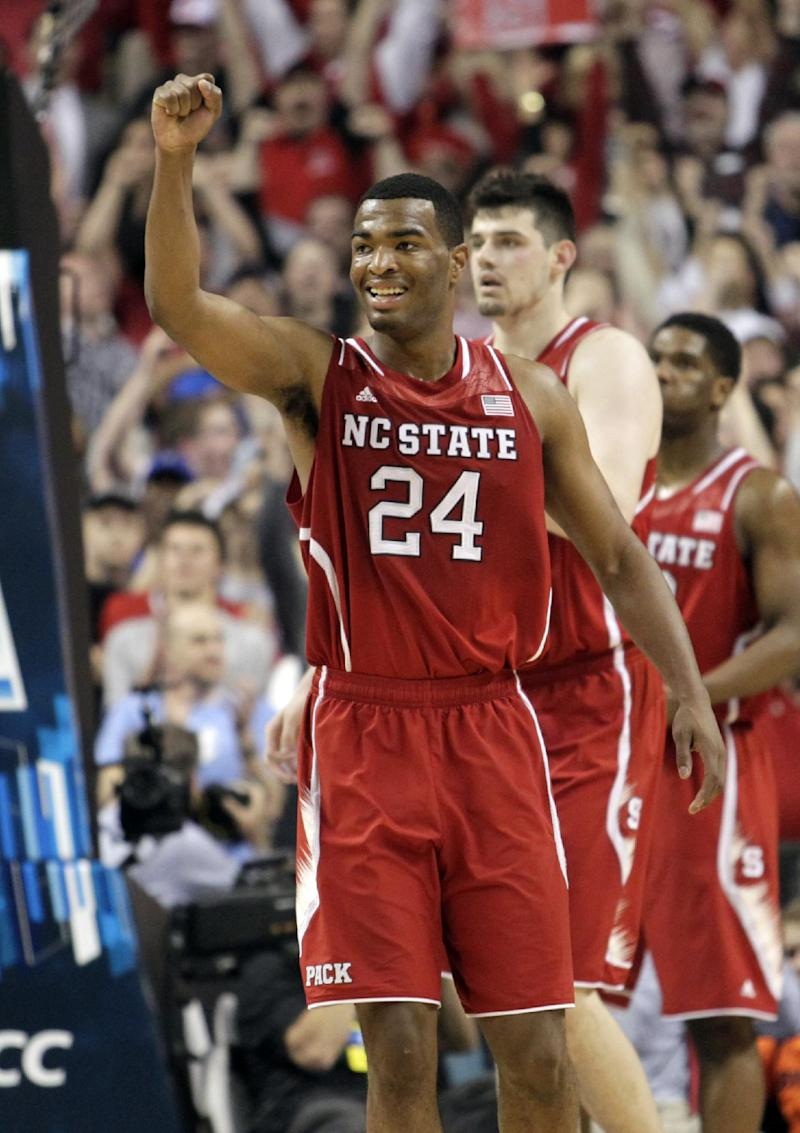 NC State upsets No. 11 Syracuse 66-63 in ACCs