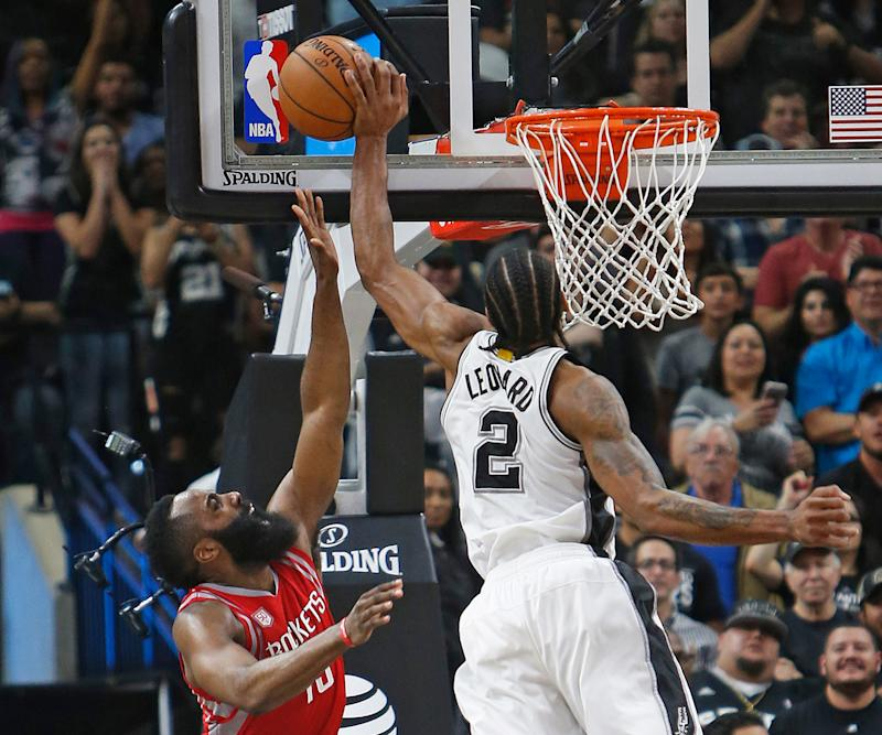 'The block is what makes him special': How Kawhi's stop on ...