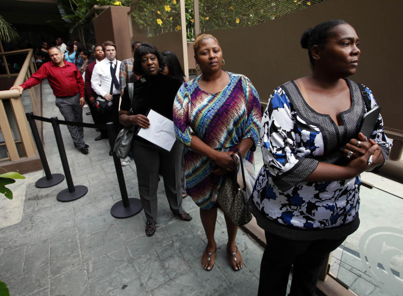 Unemployment falls in nearly 90 pct. of US cities