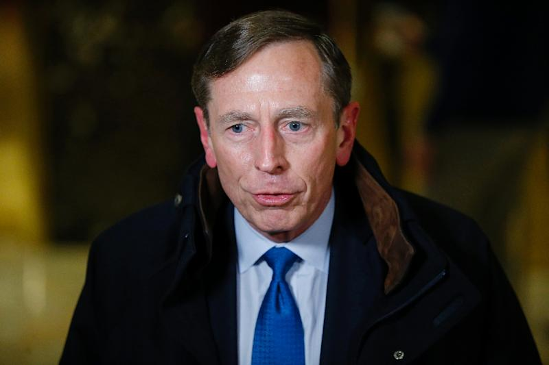 Petraeus: Trump is 'quite pragmatic'