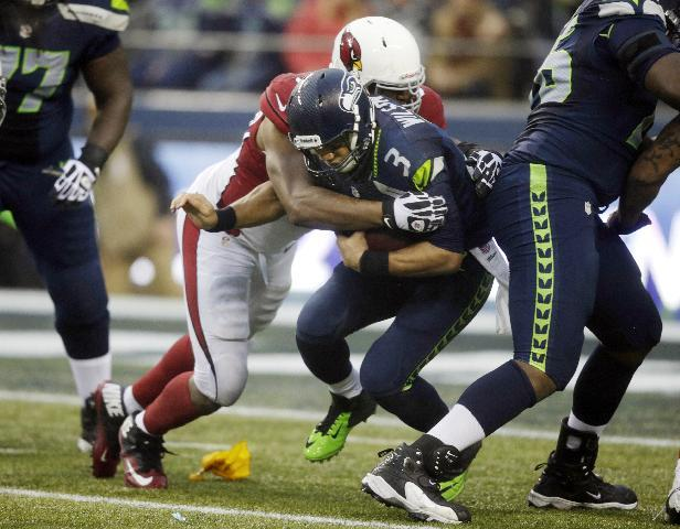 Seattle falters in 2nd chance to win division