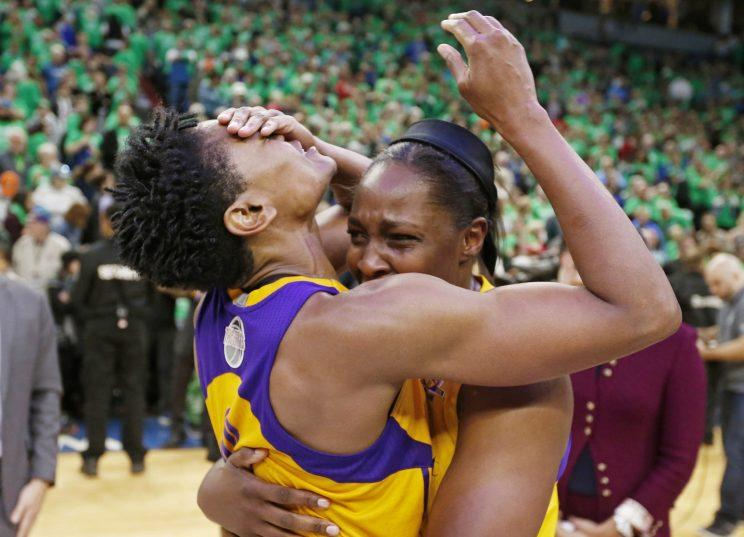 WNBA admits officials blew key call in title-clinching game