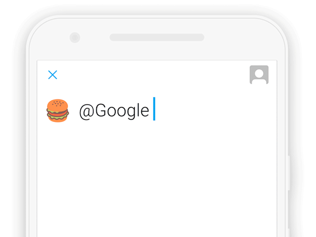 You can now tweet emoji at Google to get search results