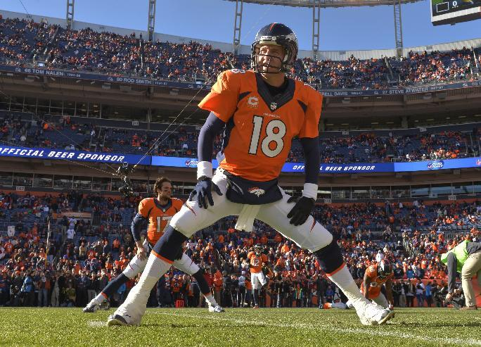 Manning's mind on football, not future