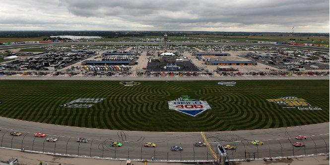 NASCAR's premier series rolls into Chicagoland this weekend as the Chase for the Sprint Cup gets underway. (Getty Images)