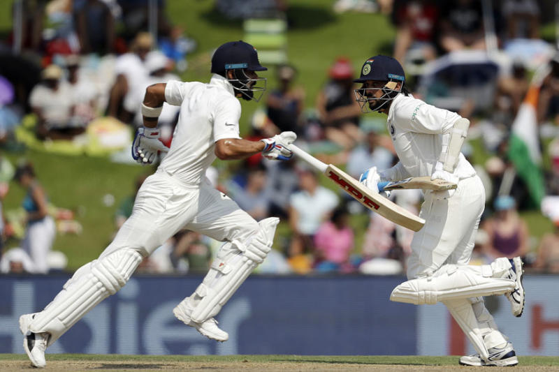 After Sachin, Kohli first India captain to score a Test century