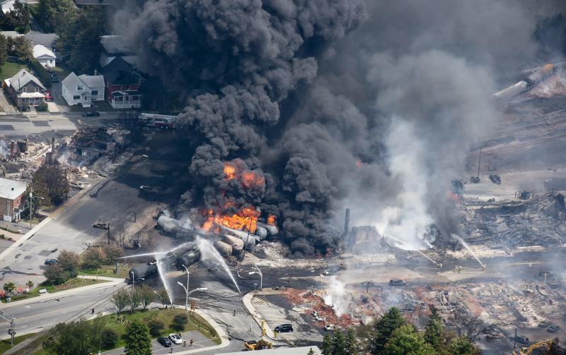 Quebec police: More oil train deaths expected