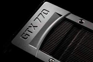 NVIDIA Extends PC Gaming Leadership With New GeForce GTX 770 GPU