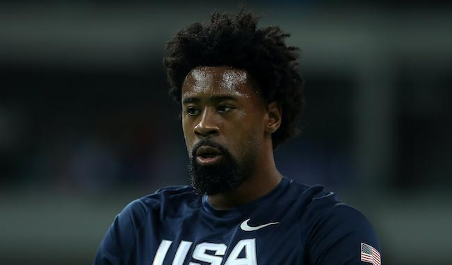 United States Men Blow Out China By 57 In Olympic Basketball Opener