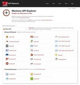 Mashery Turbocharges App Development With New API Discovery Tool