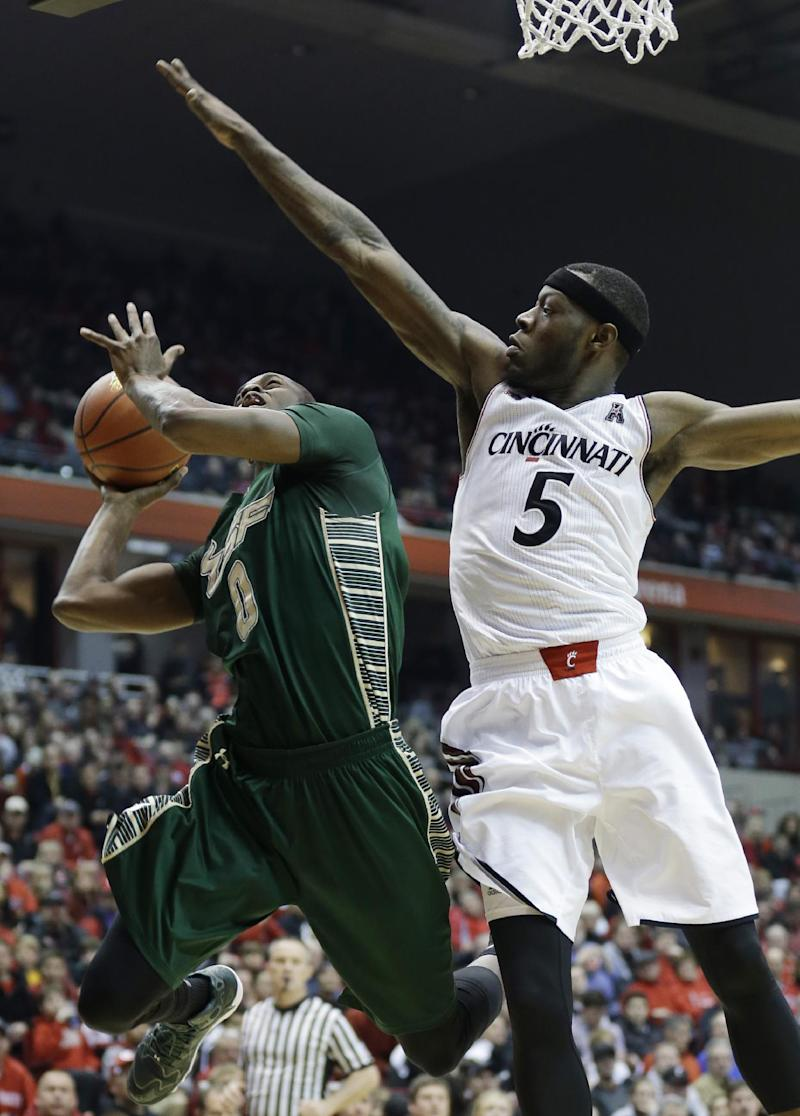 No. 7 Bearcats have highest ranking in 10 years