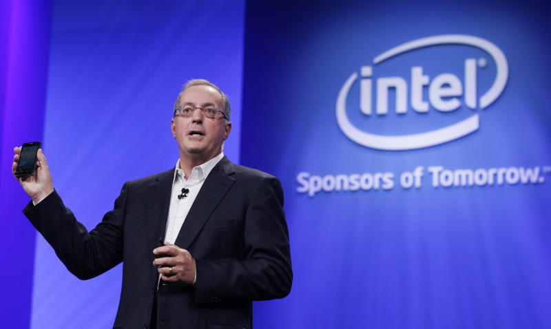 Intel's CEO pick sticks to tried-and-true formula