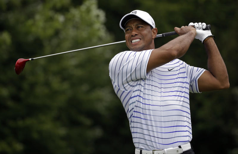 Watson still considering Woods for Ryder Cup