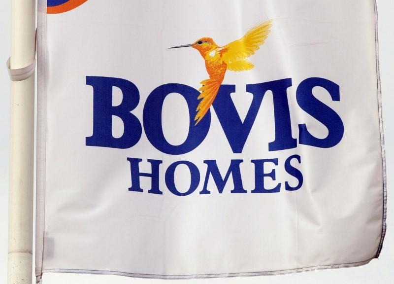 Bovis Homes cuts production by 10pc