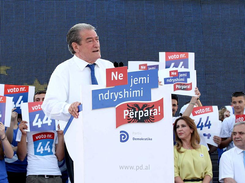 Albania votes after rowdy but peaceful campaign