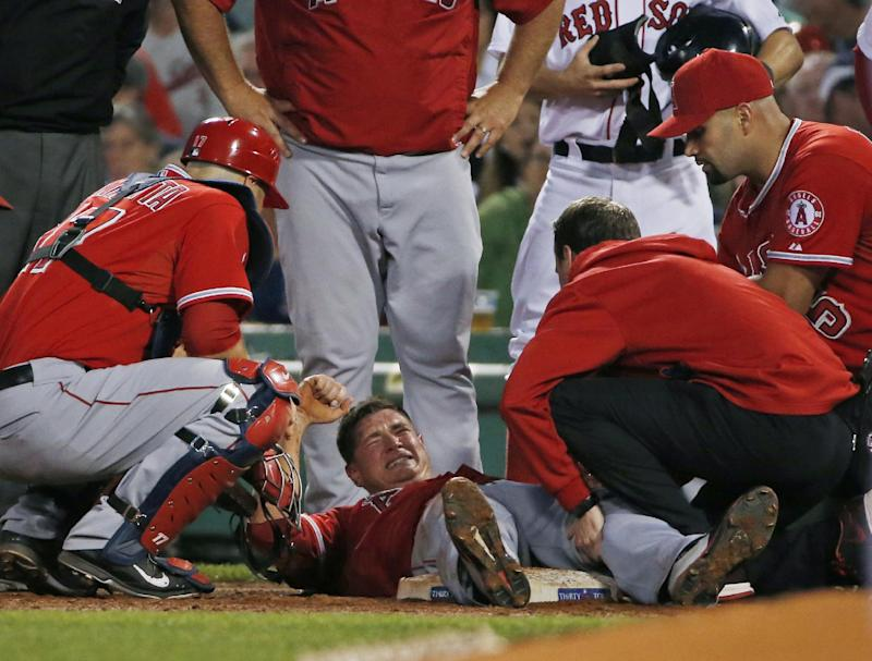 Angels' Richards recovering following surgery