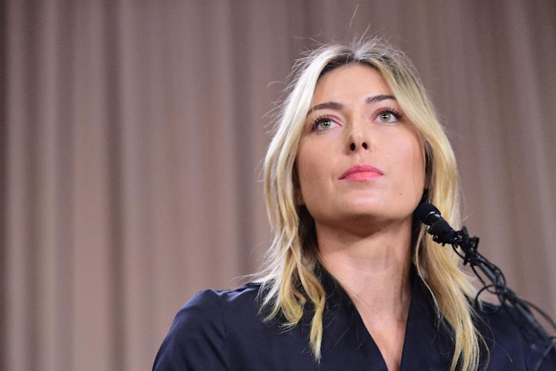 Sharapova may be granted wildcard to play at 2017 French Open