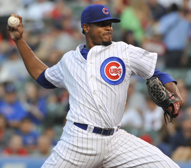 Jackson helps Cubs beat Brewers 6-1