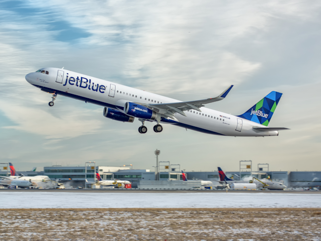 Zacks Rank on JetBlue Airways Corporation (JBLU) based on Estimated Earnings