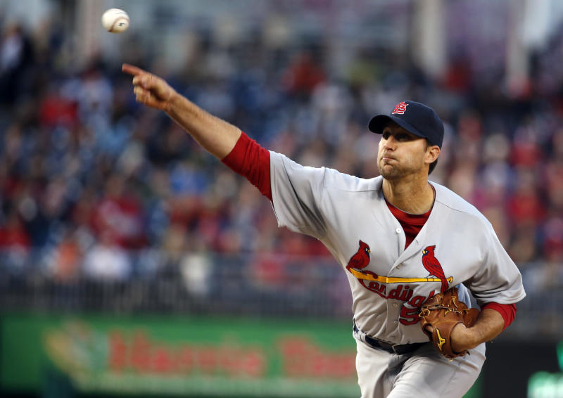 Nationals make 4 errors in 8-0 loss to Cardinals