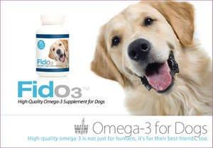 Ralph Oats' Debuts New Product: Omega-3 for Dogs