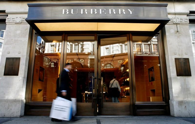 Burberry warns on revenue amid sales pressure