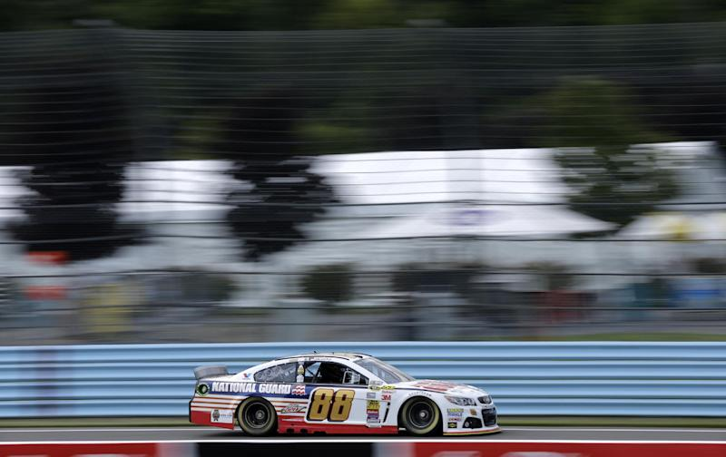 Stewart ready to heat up at Watkins Glen