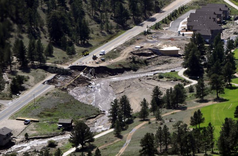6 more people found alive, well after Colo. floods
