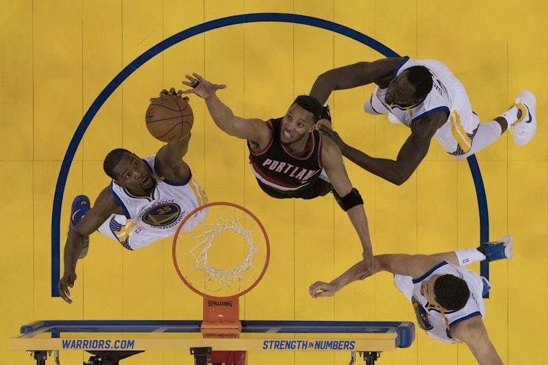 Game 3 Preview: Golden State Warriors vs. Portland Trail Blazers